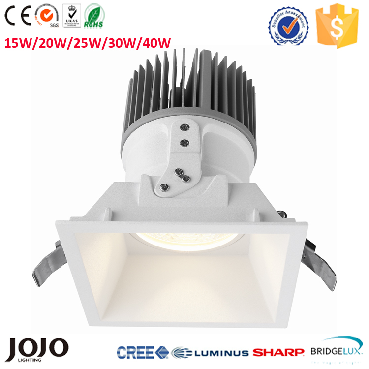 IP44 20W HOTEL PROJECT LIGHTING LED DOWNLIGHT