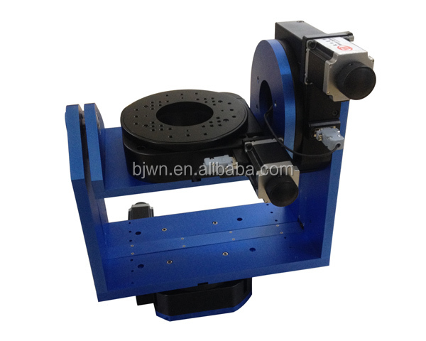 X,Y,Z axis Motorized Rotary Stage:WN303RA200S