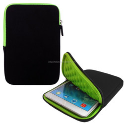 factory price waterproof shockproof neoprene tablet sleeve case cover pouch bag fit for Ipad Mini