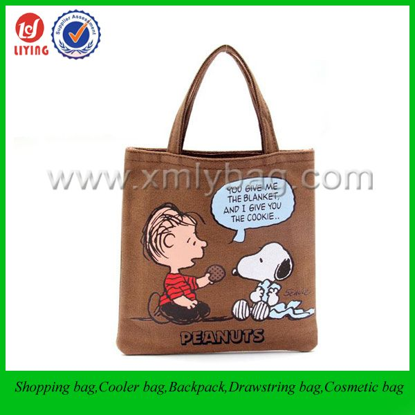 Fashion Wholesale Canvas Tote Bags