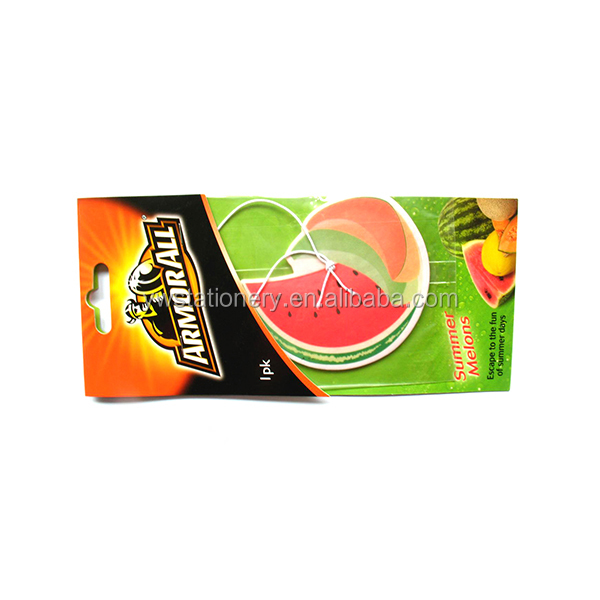 P37 air freshener for car Watermelon shape