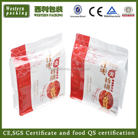 custom printed strong food packaging nylon bag
