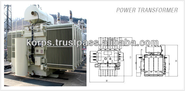 Power Transformer(TR)