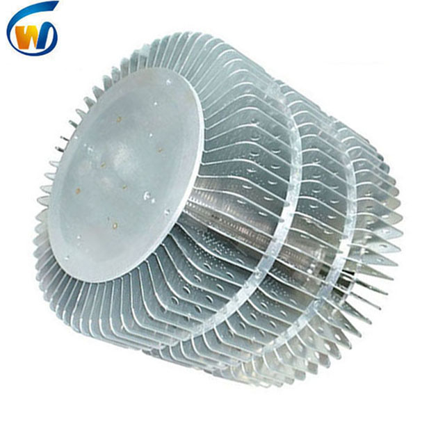 radiator cxb3590 anodized pin fin aluminum cooler heatsink calculation aquarium lighting