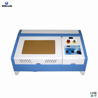 Desktop LY laser 3020 2030 40W CO2 Laser metal Engraving Machine with Digital Function High Speed Work Size 300*200mm