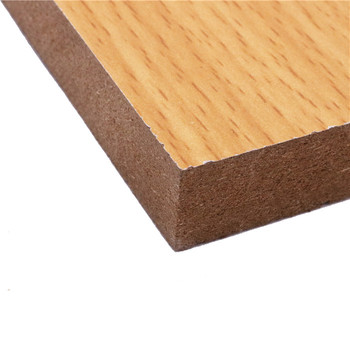 mdf plywood 1220*2440mm for decoration