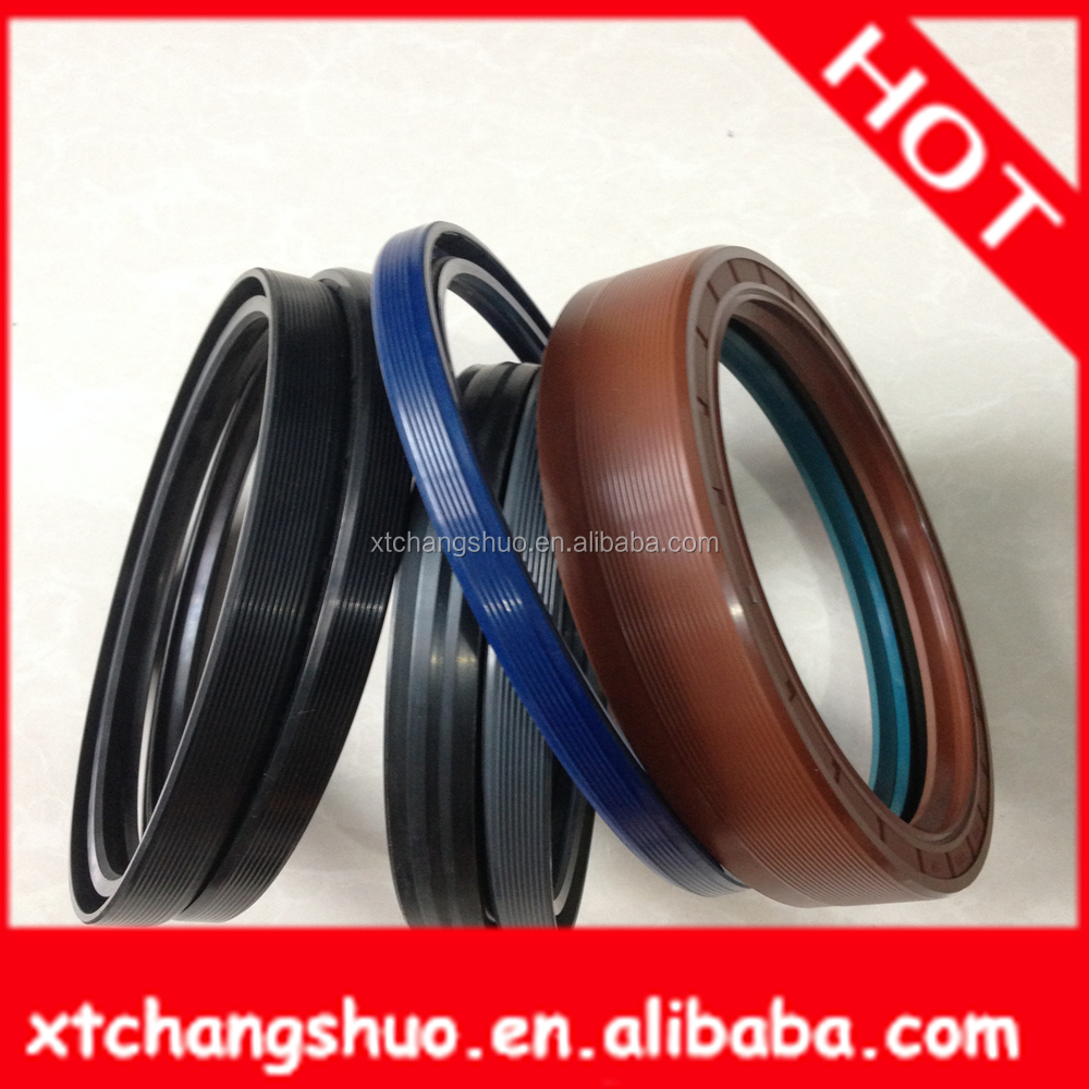 front crankshaft oil seal 3078292 customized Air Compressor Shaft Oil Seal