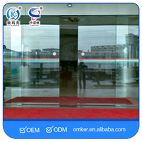 High Quality Glass Sliding Automatic Door Openers Residential