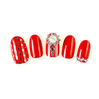 Latest Artificial Nails Manufacturer Pretty Woman