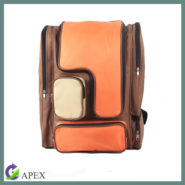 2016 customzied new design sport backpack factory directly
