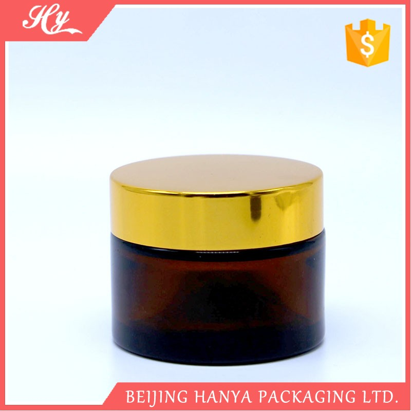 Wholesale 10ml Glass Cosmetic Jar Containers