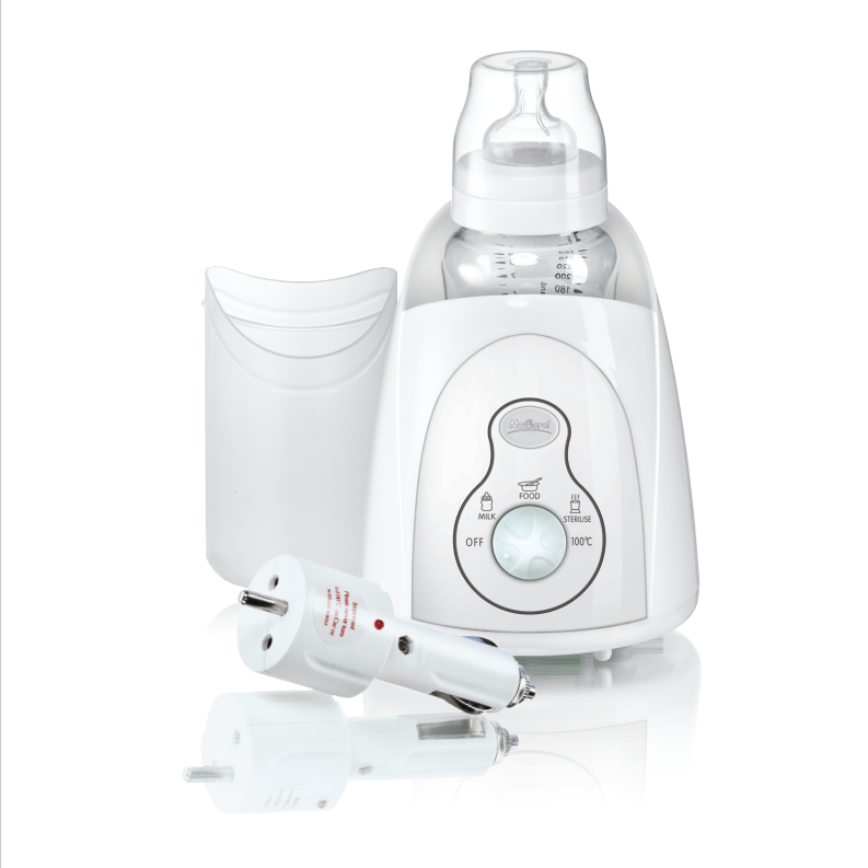 3 In <strong>1</strong> Travel Baby Milk Warmer