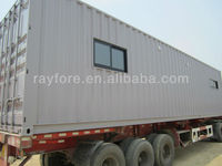 high quality cheap 40FT modular container house for sale