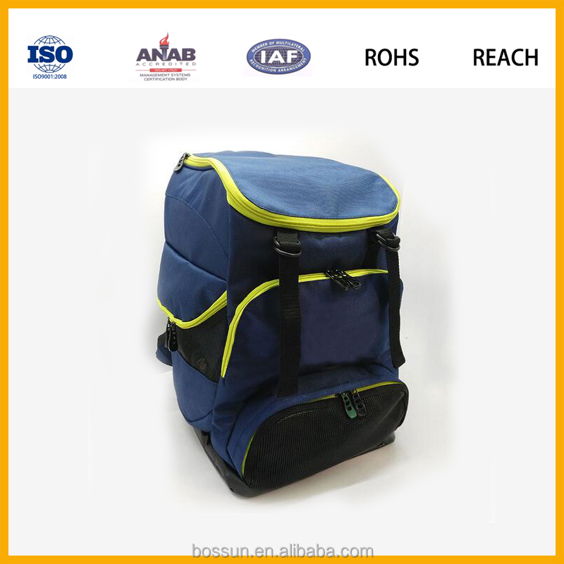 High Quality China Suppliers Backpacks Made in China, Backpack Shoe Compartment
