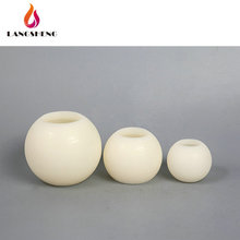 Hot selling cheapest custom wax balls candle