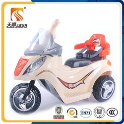 China motorcycle factory directly sale cheap mini plastic children electric motorcycle