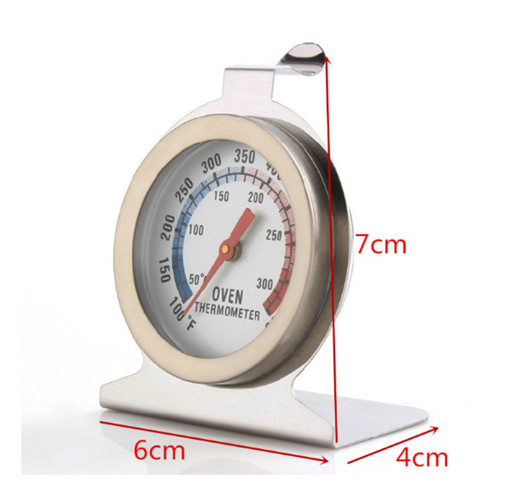wholesale kitchen oven thermometer stainless steel  (50-300 degree)