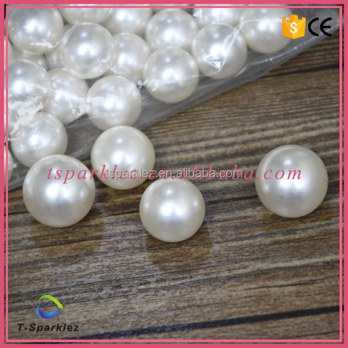 Wholesale Factory Full Beads ABS Pearl Beads