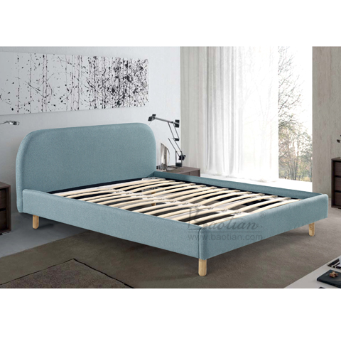 Modern bedroom furniture double bed