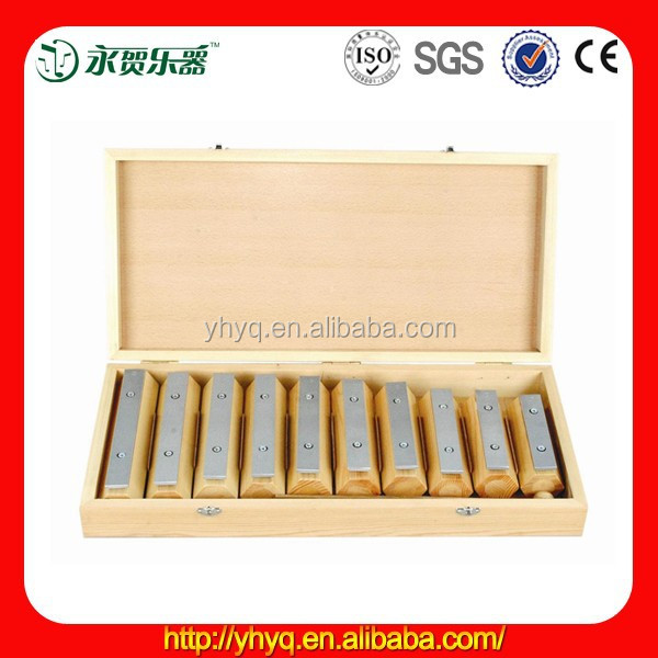 Foreign xylophone bars,foreign musical instrument