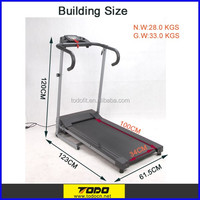 Commercial nordic track treadmill