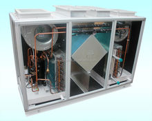 Hvac heat pump heat recovery fresh air handling unit specifications