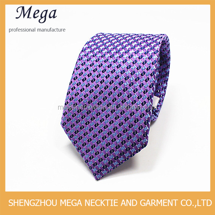 Chinese hand made the best quality silk woven fabric necktie