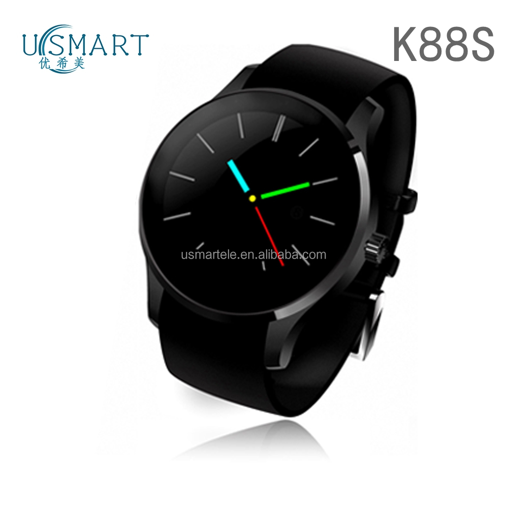 smartwatch K88h watch phone android and ios IP67 waterproof with heart rate usmart watch bluetooth online shop the netherlands