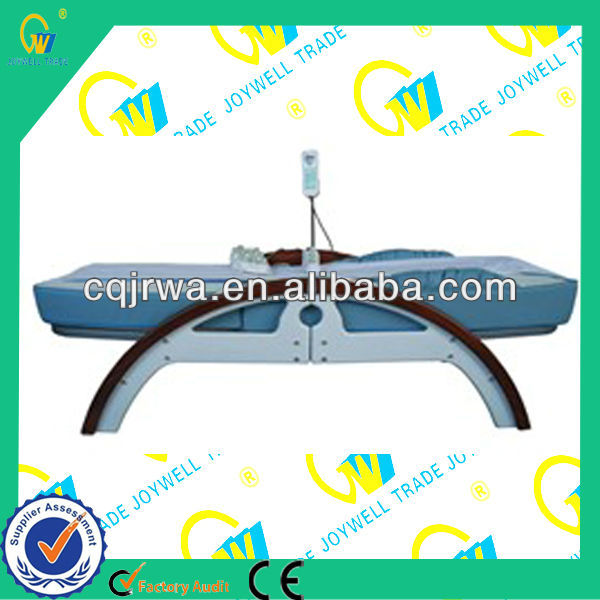 Cheap Infrared CE Approved Thermal Rolling Folded Ceragem Jade Massage Beauty Bed for Furniture