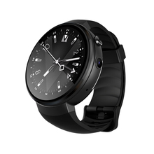 New Design Android 5.1 WIFI GPS NFC RFID Finger Print Mobile Phones 4G <strong>Smart</strong> <strong>Watch</strong> 2018