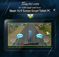 "[MPGIO] Tablet PC / MS9 (8G) / 9"" 16:9 / Android 4.0.4 / HDMI / Smart Pad /"