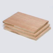 Pallet planks commercial plywood with mahogany face