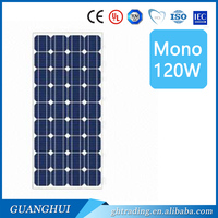 100w 110w 120w solar panel kyocera korea usa manufacturers cheapest price and shortly delivery time