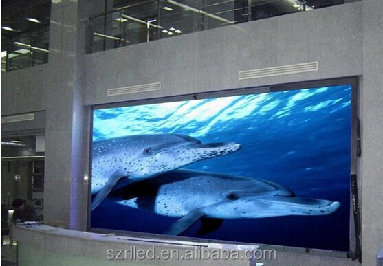 P5 Mm Indoor Light LED Signs /Indoor Full Color P5 LED Display Screen Module Xxx Video