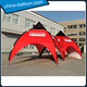 Macao 4.5m outdoor spider arch tent for event advertising and promotion