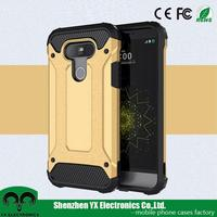 Amazon best sellers armor shockproof mobile phone cover for lg g5 case