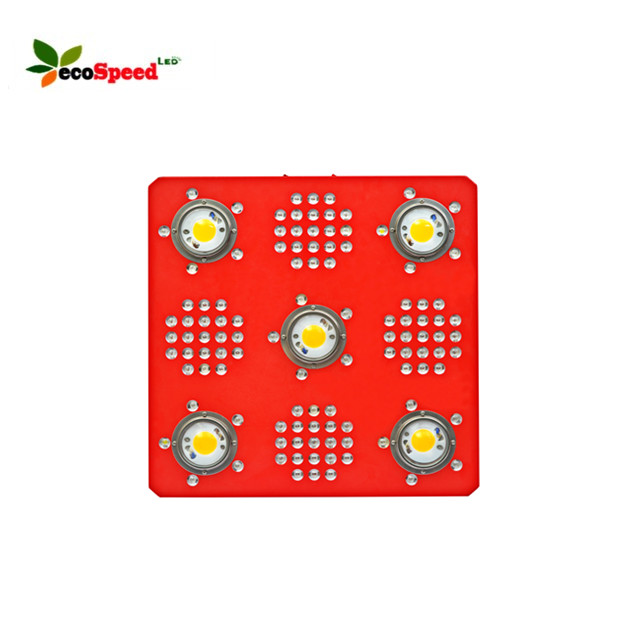 1300W High Power CXB3590 COB Full Spectrum Dimmable LED Grow Light For Indoor Plants Veg and Flower