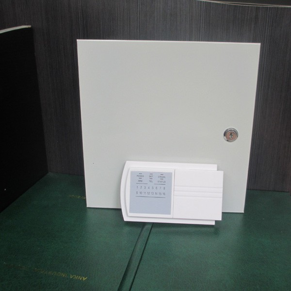 wireless Gsm auto dial burglar intelligent home security alarm system