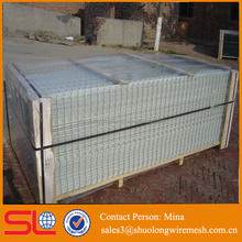 Best price stainless steel welded plastic coated wire mesh