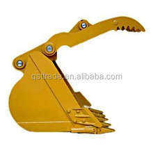 2017 heavy duty cat excavator bucket ,rock drilling bucket ,concrete buckets for sale