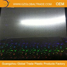 Transprent EMI shielding materials/copper grid pet shielding film