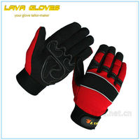 2015 Lava Power High Impact Protective Gloves Made in China