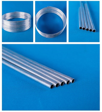 Aluminum tube/coil,1060,1070 for refrigeration