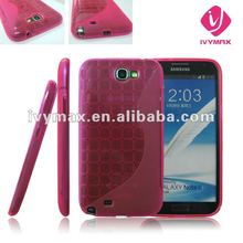 soft tpu cover case for samsung n7100