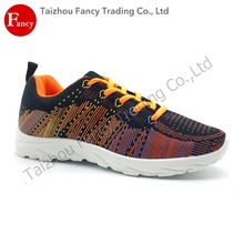 Factory Made 2016 Latest Design Widely Used Lady Running Sneaker