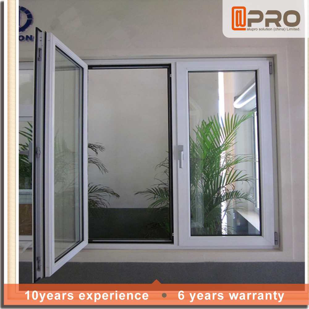 China Aluminum Window : China new aluminum casement window heat insulation