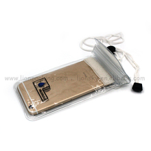 PVC Fashion Waterproof Dry Bags Cell Phone cover case bag