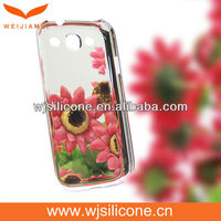 Plastic Cell Phone Mirror Case for Samsung Galaxy S3