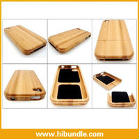 Whats hot in China natural real wood case for iphone 5, hot mobile phone accessory, hot sell for iphone 5s cover