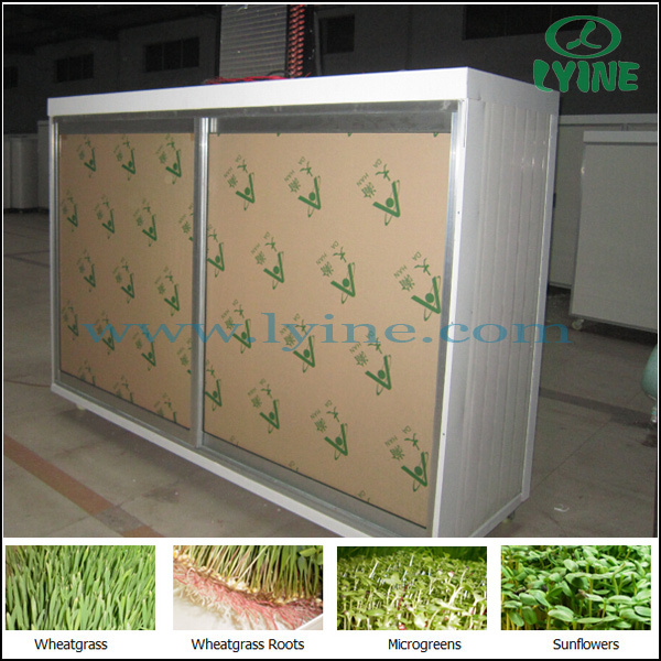 hydroponic fodder system/industrial hydroponic system/greenhouses structure with hydroponic system